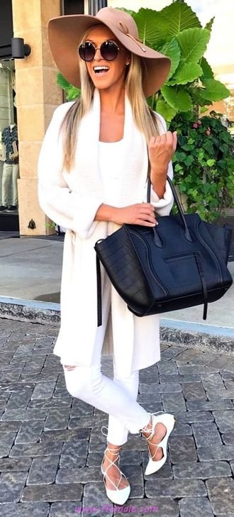 Best fashionable and wonderful outfit idea - outfits, white, hat