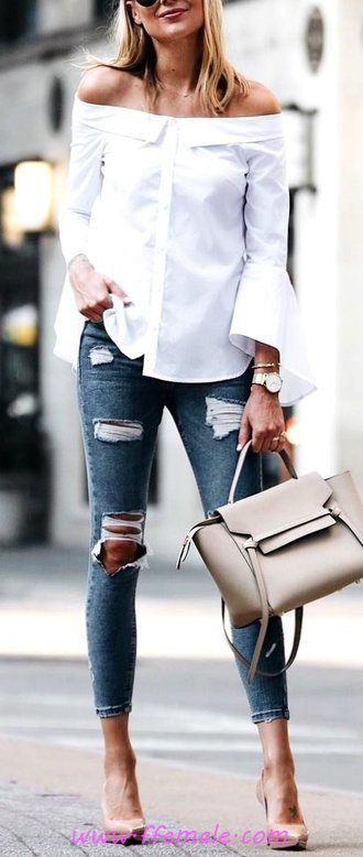 Best glamour and perfect inspiration idea - trendy, modern, street