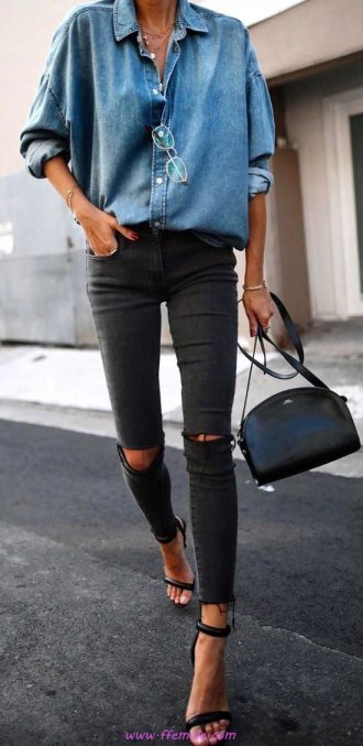 Best glamour and trendy outfit idea - handbag