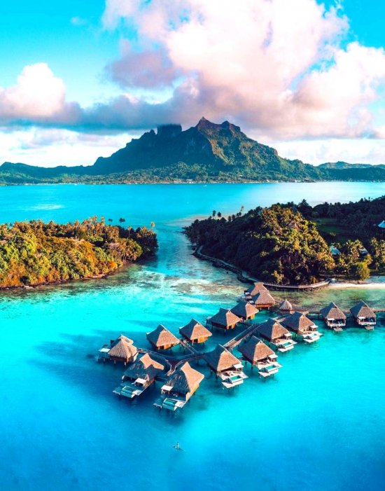 Bora Bora French Polynesia - vacation, trip, destinations, adventure, topplaces, wondrous