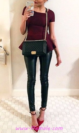 Classic And Hot Outfit Idea - adorable, sweet, stylish, cute