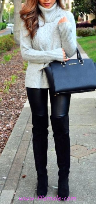 Classic And Relaxed Outfit Idea - style, cute, attractive, popular