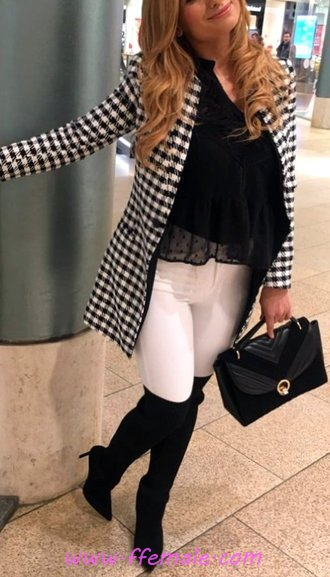 Classic And Top Look - elegant, lifestyle, popular, dressy