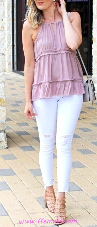 Classic And Top Outfit Idea - street, styleaddict, graceful, cool