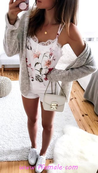 Classic and trendy outfit idea - charming, trending, photoshoot, flashy