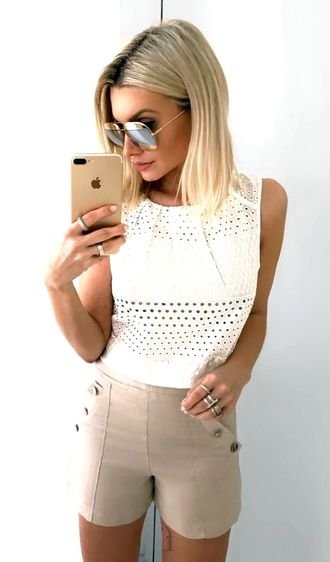 Clever and pretty style