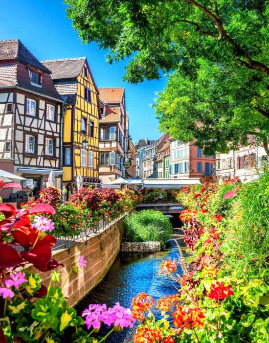 Colmar Alsace - holiday, destinations, visit, romantic, topplaces, adventure