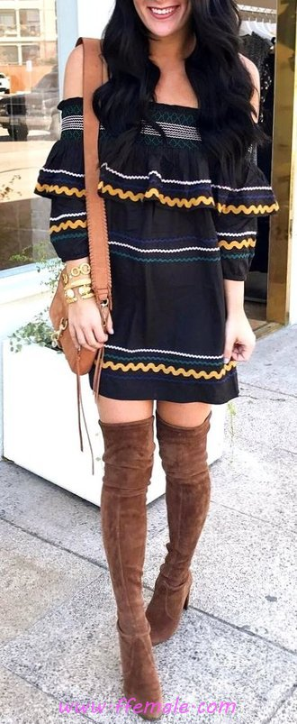 Comfortable And Cute Autumn Wardrobe - dressy, inspiration, elegant, sweet