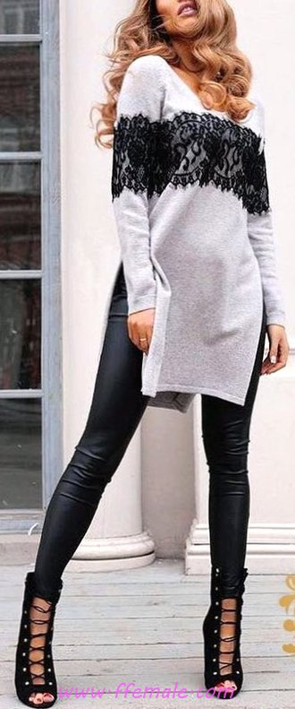 Comfortable And Hot Autumn Look - adorable, trendy, wearing, flashy