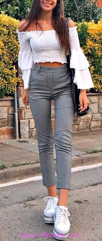 Comfortable And Hot Look - clothing, inspiration, modern, wearing