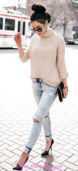 Comfortable And Lovely Look - modern, ideas, fashionmodel, street