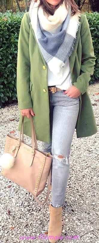 Comfortable And Simple Look - street, graceful, attractive, women