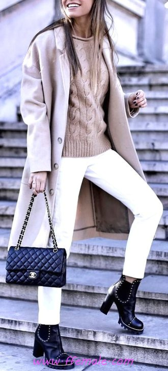 Comfortable And Top Fall Wardrobe - clothes, modern, posing, charming