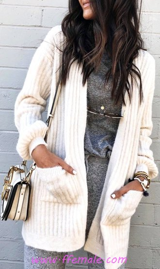 Comfortable And Trendy Autumn Wardrobe - attractive, street, female, flashy
