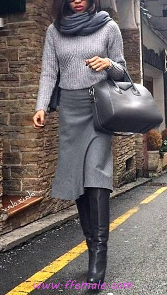 Comfortable And Wonderful Outfit Idea - elegant, wearing, lifestyle, dressy