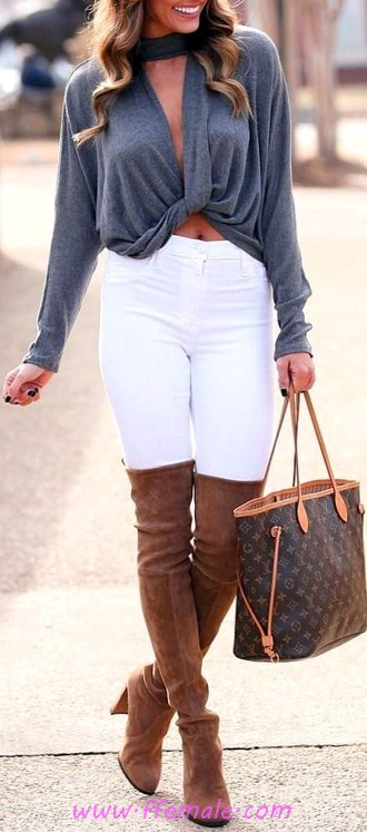 Comfortable & Lovely Fall Outfit Idea - thecollection, inspiration, elegance, flashy