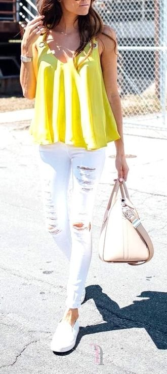 Comfortable and pretty outfit ideas