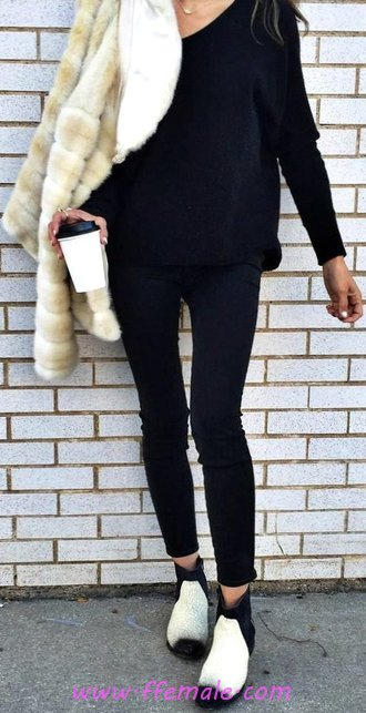 Cute And Beautiful Fall Outfit Idea - thecollection, ideas, elegant, dressy