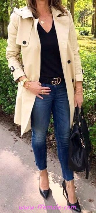 Cute & Awesome Autumn Look - sweet, cute, attractive, trendy