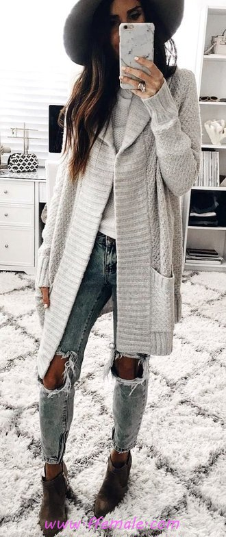 Cute & Beautiful Autumn Outfit Idea - clothing, thecollection, modern