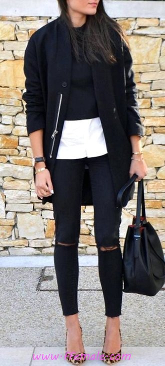 Cute Fall Wardrobe - thecollection, graceful, fashionmodel