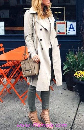 Cute & Graceful Fall Outfit Idea - wearing, cool, dressy, style