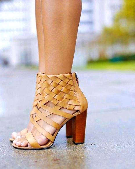 Cute and Gorgeous Footwear - fashionstyle, shoes, womenstyle