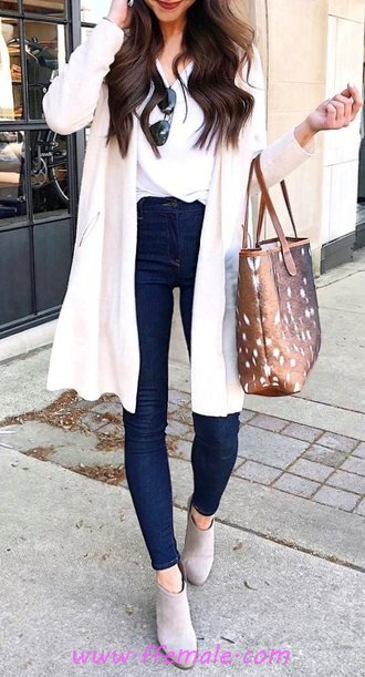 Elegant And Relaxed Look - stylish, dressy, attractive, sweet