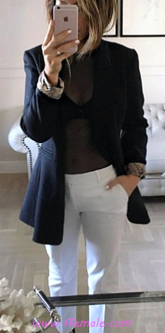 Elegant And Trendy Fall Look - cute, clothes, posing, ideas