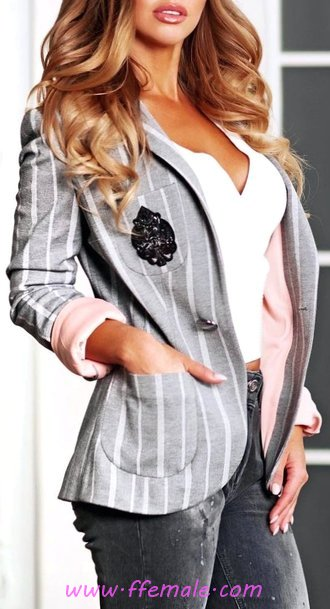 Elegant And Trendy Outfit Idea - attractive, modern, posing, clothes