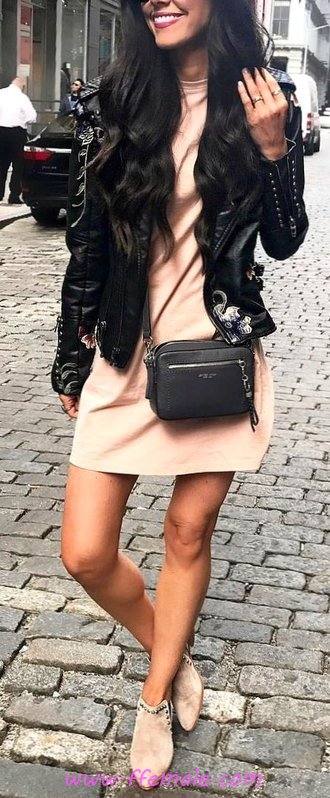 Elegant & Super Fall Look - cute, outerwear, clothing, charming