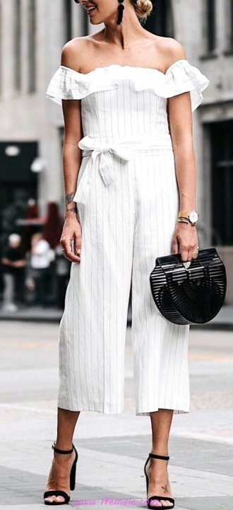 Elegant and relaxed wardrobe - maxidresses, offshoulder, model, female, posing, attractive, happy, white