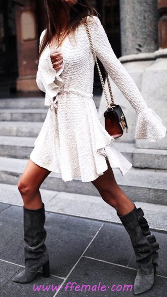 Fashionable And Cute Outfit Idea - modern, sweet, clothes, adorable
