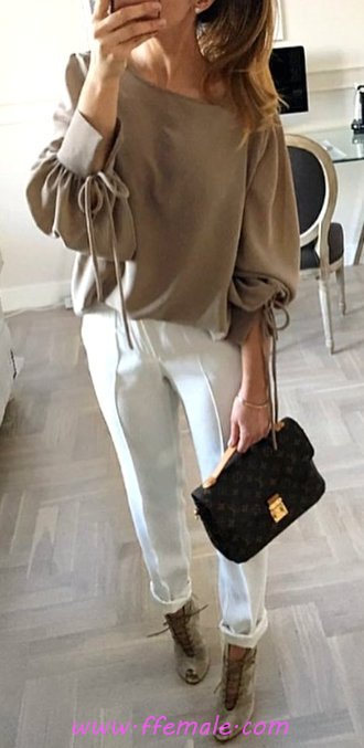 Fashionable And Lovely Fall - popular, adorable, getthelook, elegant