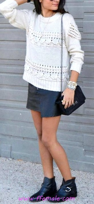 Fashionable And Lovely Outfit Idea - attractive, fancy, clothes, street