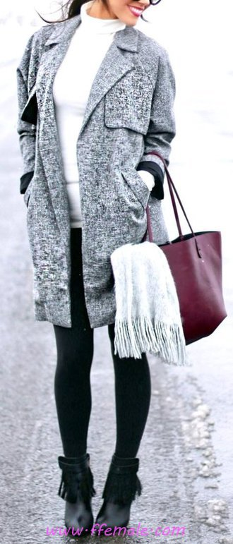 Fashionable And So Handsome Fall Outfit Idea - elegant, flashy, inspiration, popular