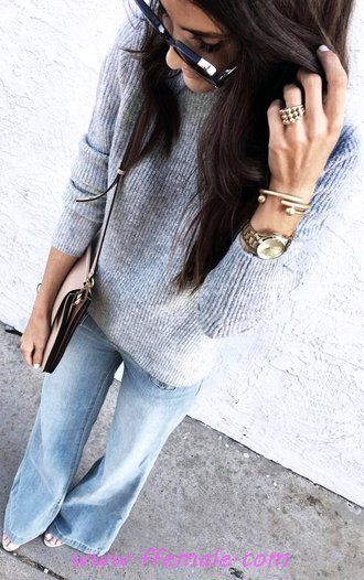 Fashionable And So Relaxed Autumn - ideas, getthelook, female, street