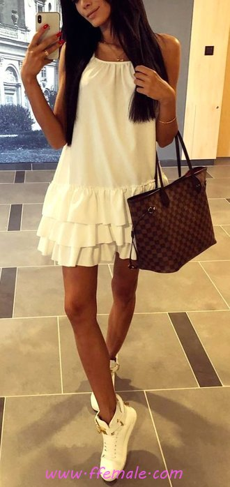 Fashionable and shiny inspiration idea - thecollection, women, dressy, cool