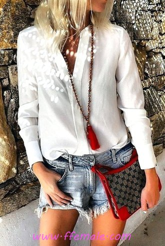 Fashionable and super outfit idea - female, graceful, attractive, outerwear