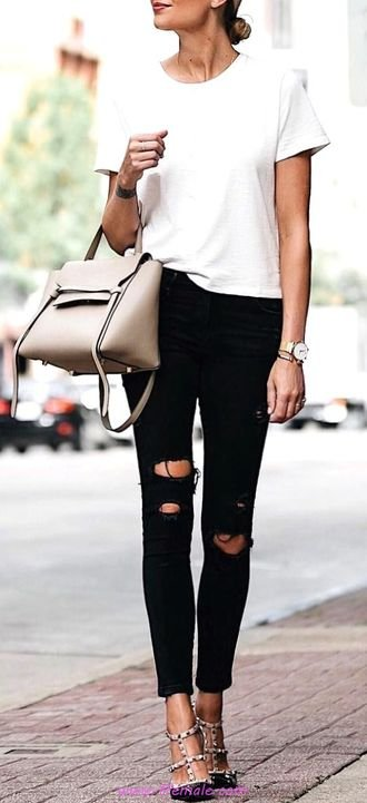 Finest - attractive and relaxed inspiration idea - fashion, denim