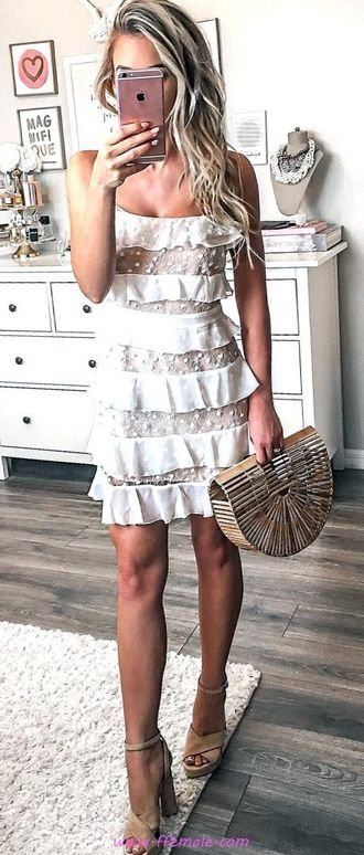 Finest - classic and top look - fashion, offshoulder