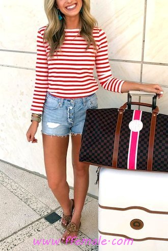 Finest - fashionable and super outfit idea - graceful, elegance, attractive, street