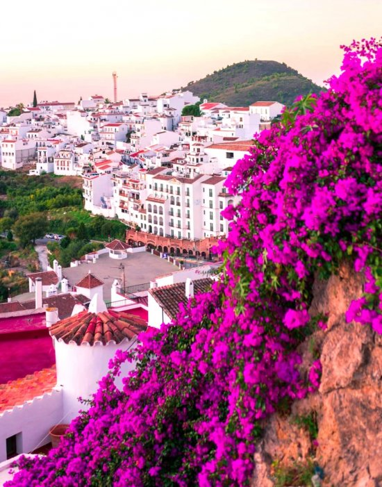 Frigiliana Spain - wonderful, theworld, destinations, travel, places