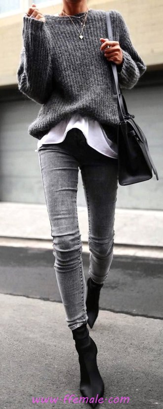 Furnished And Trendy Look - cool, street, dressy, stylish