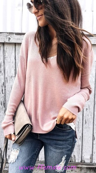 Furnished & Perfect Fall Outfit Idea - dressy, charming, popular, elegant