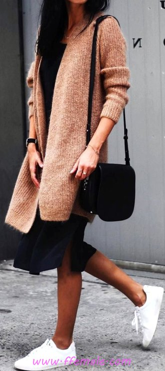 Furnished & Relaxed Autumn Inspiration Idea - adorable, wearing, cute, elegant