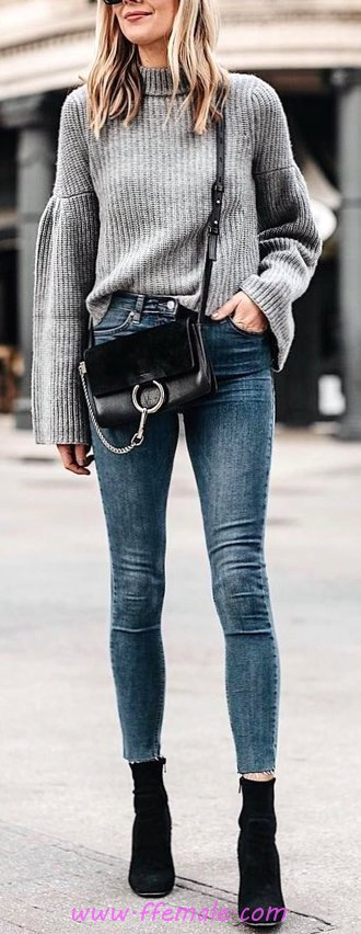 Glamour And Trendy Warderobe - attractive, street, model, modern