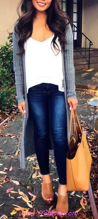 Glamour And Wonderful Autumn Look - sweet, charming, model, getthelook
