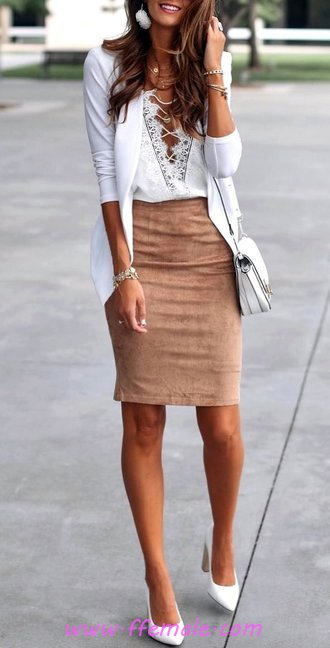 Glamour and cute outfit idea - thecollection, women, attractive, flashy