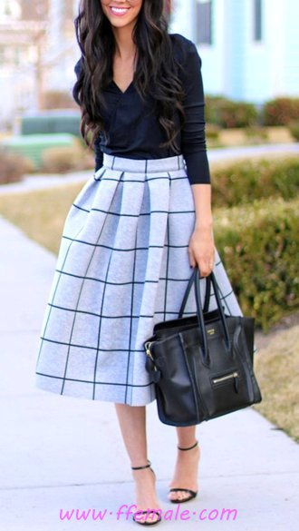 Glamour and perfect look - trending, posing, flashy